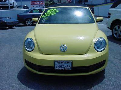 2014 Volkswagen Beetle Convertible 2.5L w/Sound/Nav