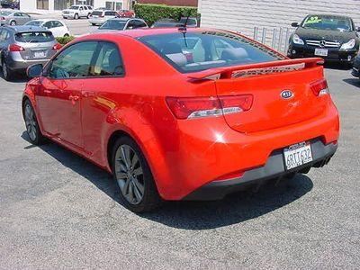 2011 Kia Forte Koup SX