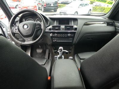 2016 BMW X3 xDrive35i xDrive35i