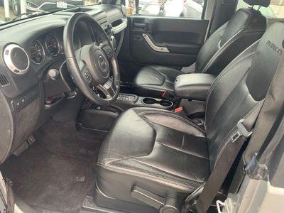 2013 Jeep Wrangler Rubicon