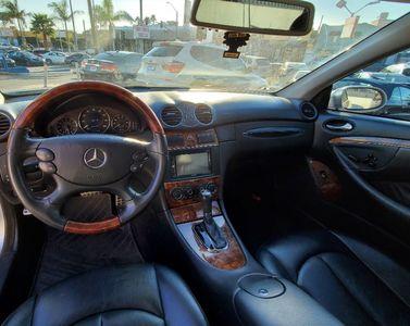 2006 Mercedes-Benz CLK350 3.5L