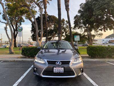 2014 Lexus CT 200h Hybrid
